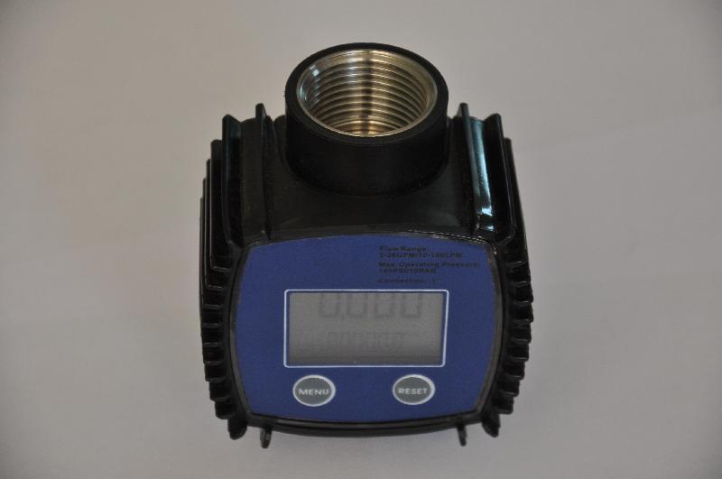 Digital Oil Flow Meter