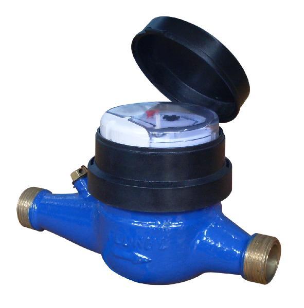 Plastic Multi Jet Water Meter