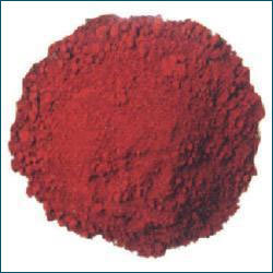Red Iron Oxide Powder