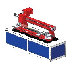 Rotary Laser Cutting Machine