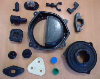Automotive Plastic Components