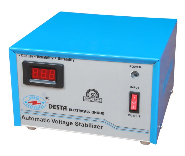 Electronic Voltage Tester For A Refrigerator : Automatic voltage stabilizers electronic
