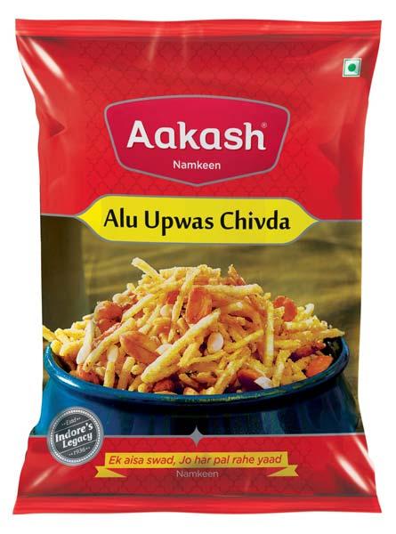 Aloo Upvas Chivda
