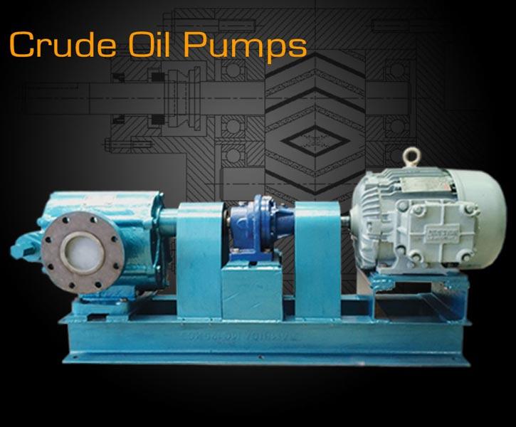 Crude Oil Pumps