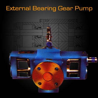 External Bearing Type Pumps