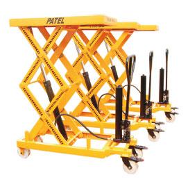 Movable Scissor Lift Table