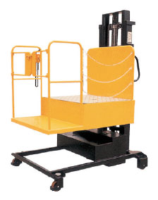 Semi Electric Order Picker