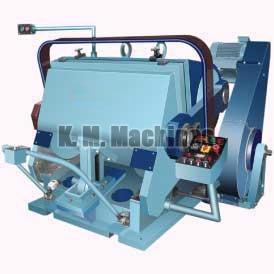 Platen Punching Die Cutting Machine