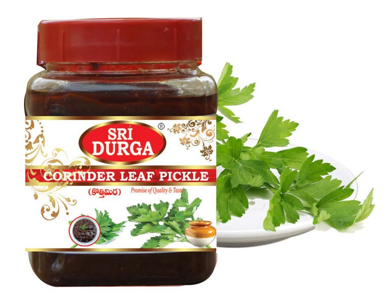 Coriander Leaf Pickle