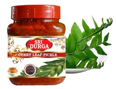 Curry Leaf Pickle