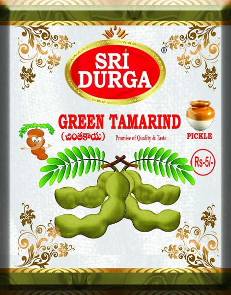 Green Tamarind Pickle