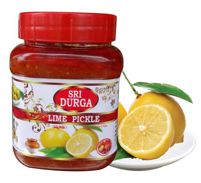 Lime Pickles