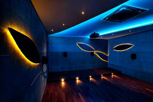 Home Theater Acoustic Treatment Services