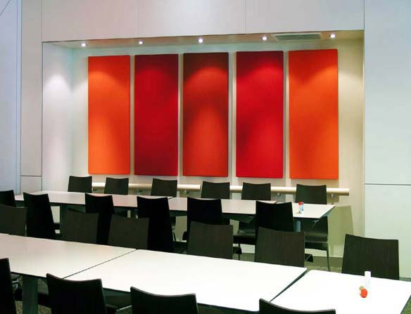 Wholesale Fabric Acoustic Wall Panels Supplier in Delhi India