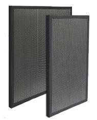 Metallic Acoustic Wall Panels