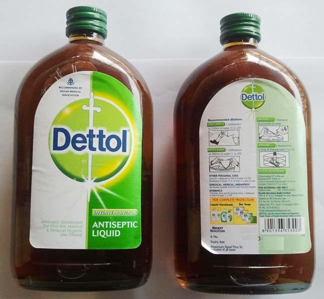 how to use dettol antiseptic liquid