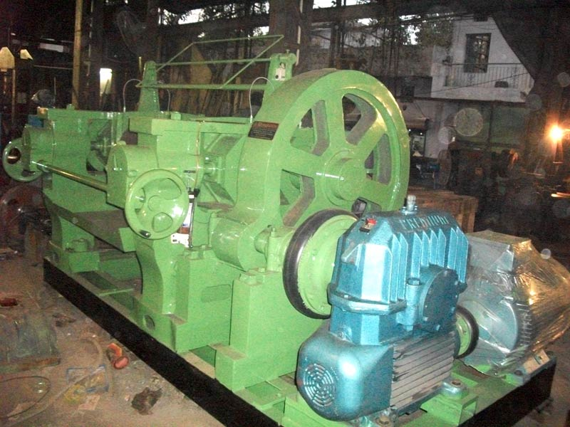 Bull Gear Drive Rubber Mixing Mill