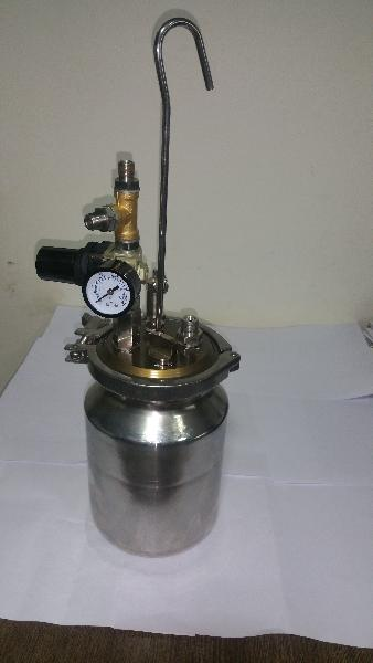2.5 Litre Pressure Feed Tank
