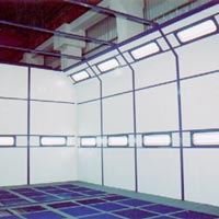 Surface Preparation Booths