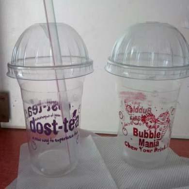 Printed Disposable Glasses