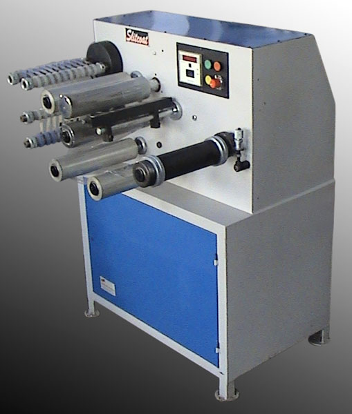 Stationery Tape Slitter Rewinding Machine