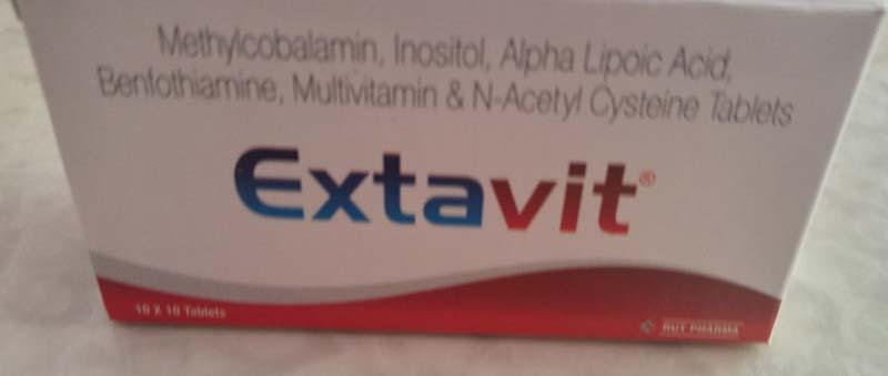 Extavit Tablets