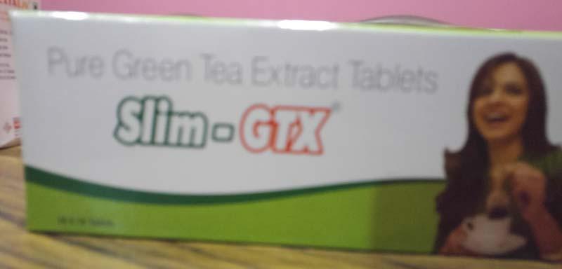 Slim GTX Tablets