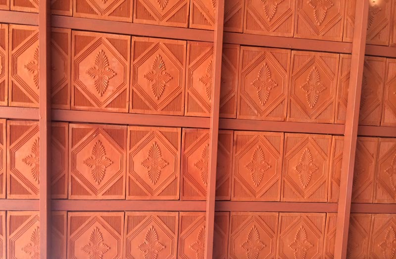 Clay Ceiling Tiles Clay Ceiling Tiles Manufacturers Clay