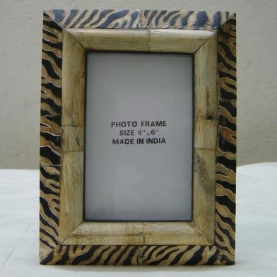 Horn & Bone Photo Frame 09