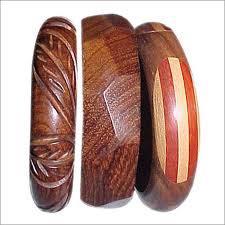 Wooden Bangles 02
