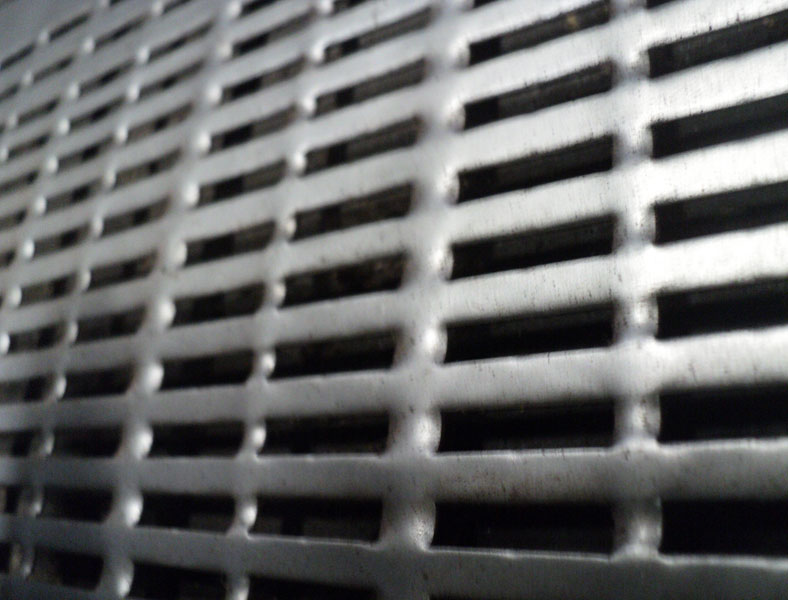 Perforated Sheets Square Hole Perforated Sheet