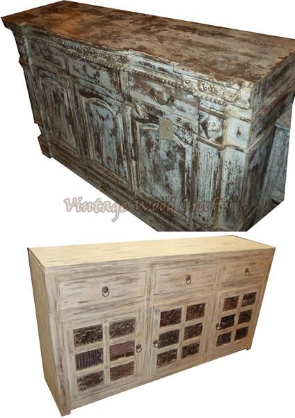 Antique Wooden Sideboards ~ Wooden sideboards vereno sideboard antique