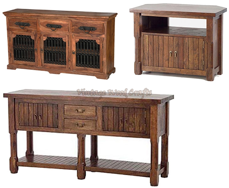 Antique Wooden Sideboards ~ Wooden sideboards vereno sideboard antique