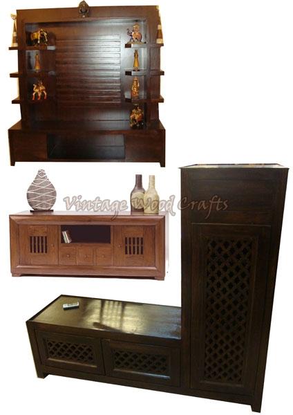 Wooden TV UnitsAntique Wooden TV UnitContemporary Wooden TV Unit