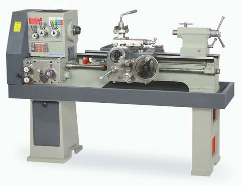 All Geared Light Duty Lathe Machine