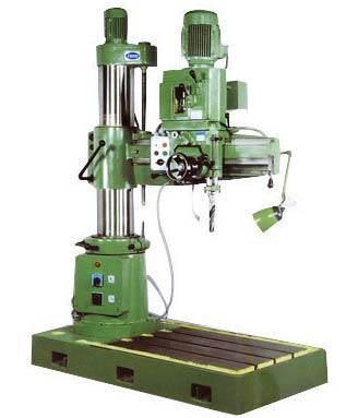 All Geared Radial Drilling Machine (35mm-40mm)