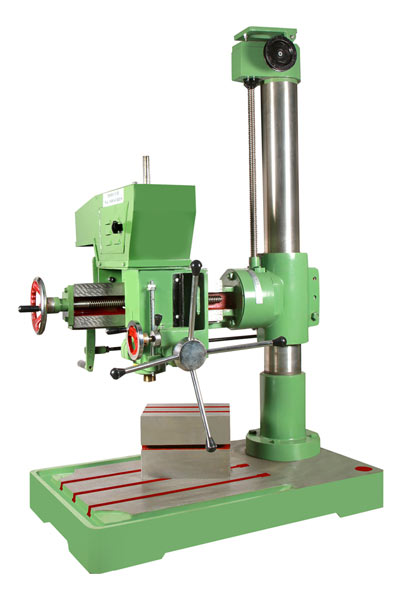 All Geared Radial Drilling Machine (25mm & 40mm)
