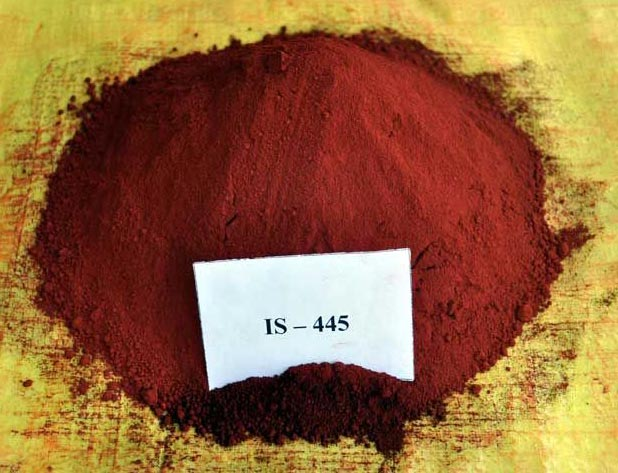 Red Iron Oxide Powder (ISC-445)