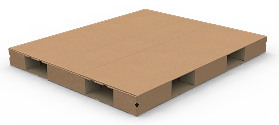 Corrugated Pallet 02