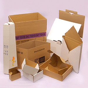 Die Corrugated Boxes