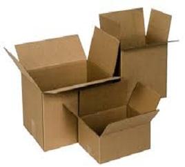 Plain Corrugated Boxes 02
