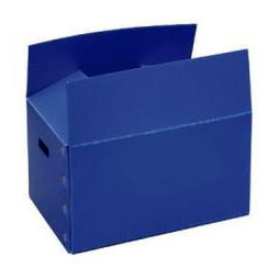 Plastic Sheet Corrugated Boxes