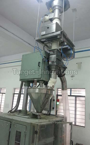 Vertical Drop Metal Detector for Rubber and Plastic Industry
