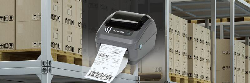 Zebra Barcode Printer 01
