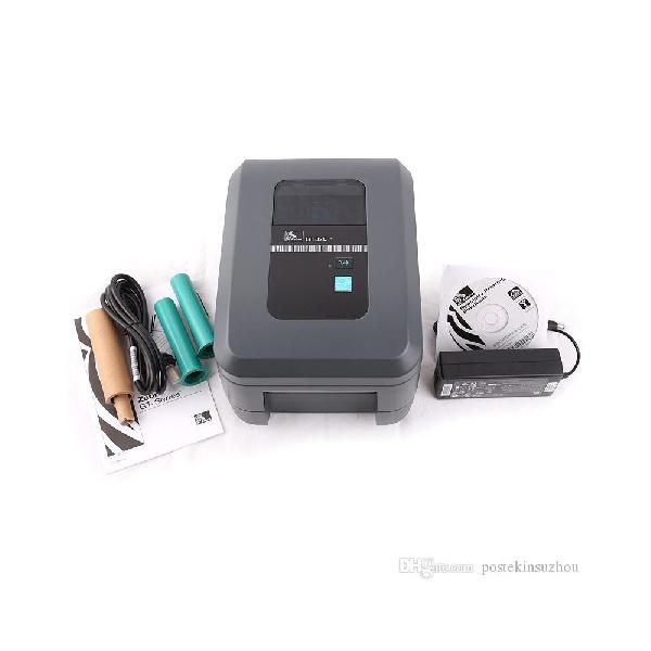 Zebra Barcode Printer 04
