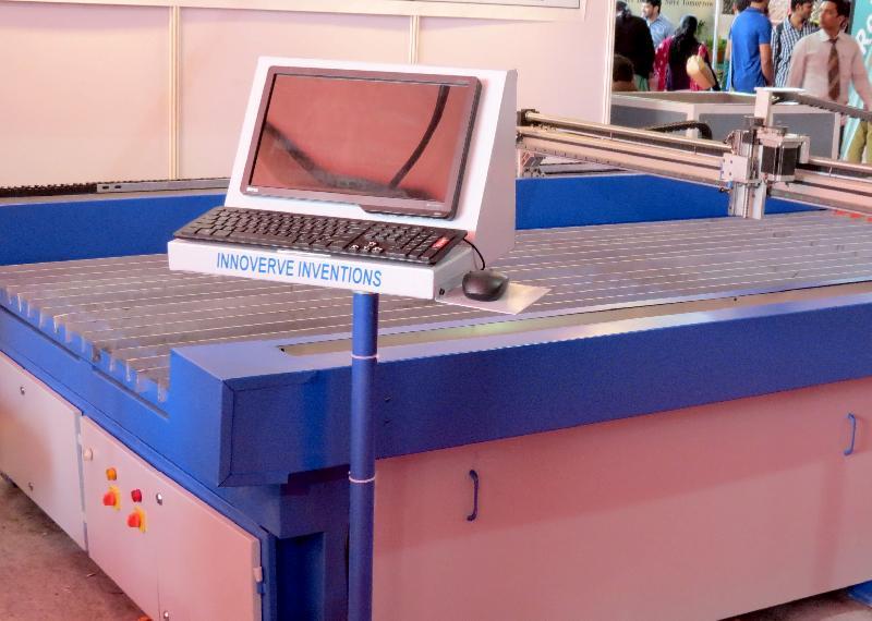 CNC Plasma Cutting Machine 03