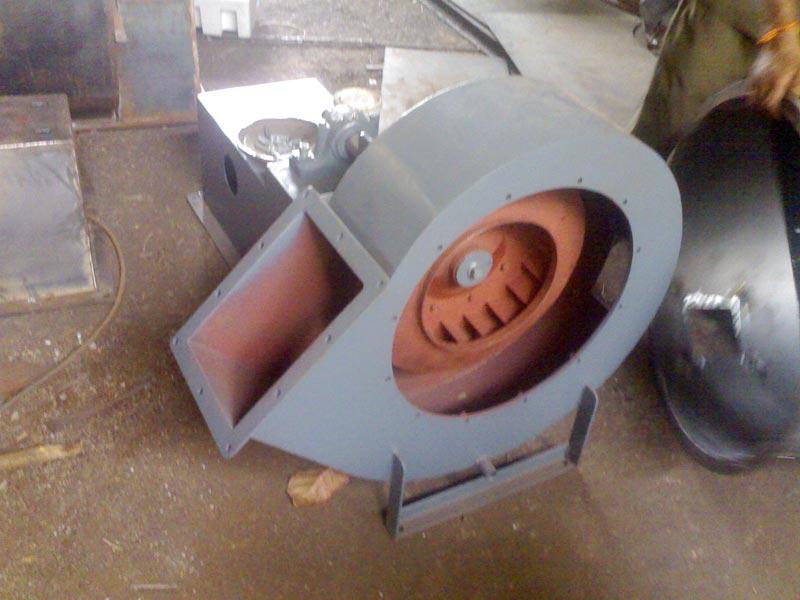 Industrial impeller dust impeller industrial fan impeller for Portable dust collector motor blower