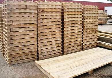 Wooden Skids