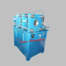 Hose Crimping and Testing Machines