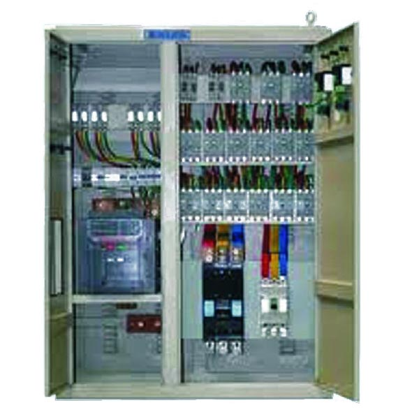 Electric Control Panel Wire Rope Hoist Hoist Gearbox